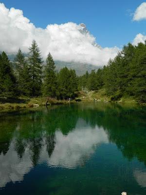 il Lac Bleu