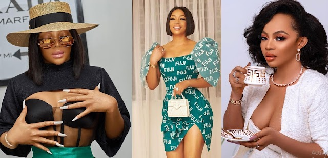 Years After Getting Her Butt Enlargement, Media Personality, Toke Makinwa, Is Set For An Urgent Br£ast Reduction [Video]