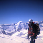 2883 Richard Broadhead near the top of the Monch-Bernese Oberland 2000.JPG