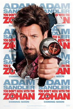 Zohan: Licencia para peinar - You Don't Mess With the Zohan (2008)