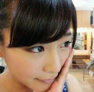 Haruka nakagawa tinggal di Indonesia