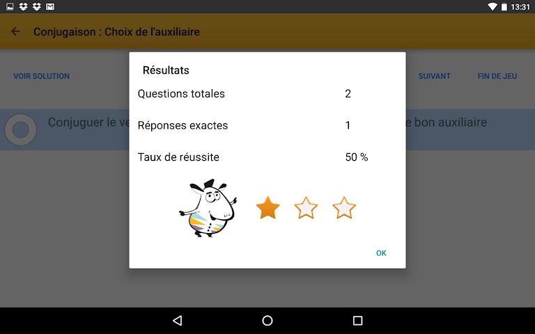 android Exogus CM2 Révision français Screenshot 14
