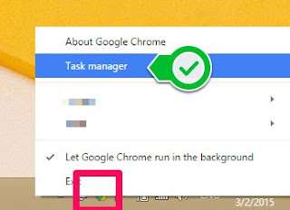 Chrome massive memory leak google product forums to eliminate all the processes after you close chrome make sure its not hiding in your task bar publicscrutiny Choice Image