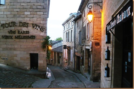 St Emilion the buildings5a