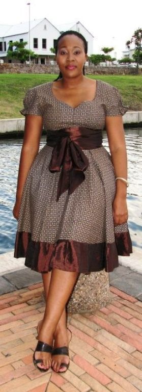 plus sizes African Dresses & Prints 2016
