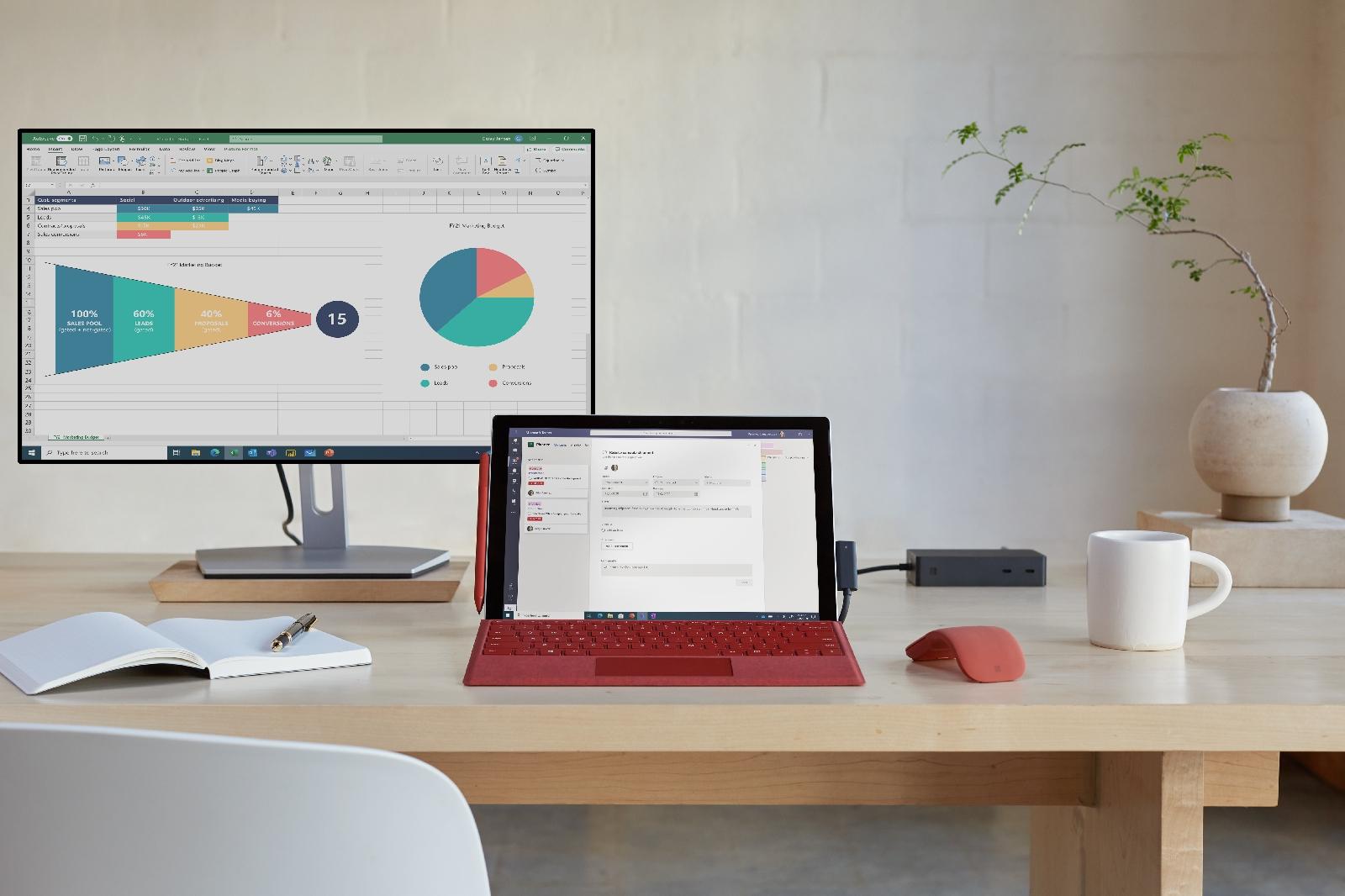 Surface Pro 7+ for Business สร้างมาเพื่อทีม เพื่อการเรียนรู้ เพื่อคุณในอีกระดับแห่งยุคดิจิทัลใหม่ เริ่มจำหน่ายอย่างเป็นทางการในประเทศไทย วันที่ 8 กุมภาพันธ์ 2564 นี้