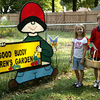 Quality is: found in our Children's Garden where we harvest the vegetables of our labor.