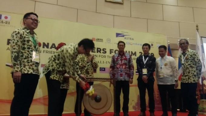150 Perwakilan ASEAN Jepang Hadiri RLF Ke-25 di Bali
