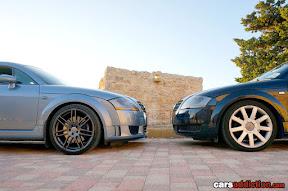 Audi TT 225 and V6