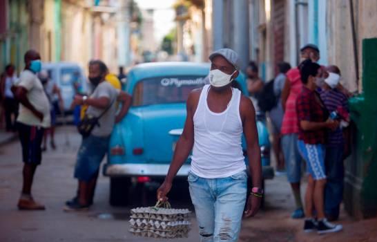 Cuba registra un nuevo récord de casos diarios de covid-19 con 9.772