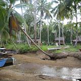 Dans le village de Port Barton. Palawan, 17 août 2005. Photo : J.-M. Gayman