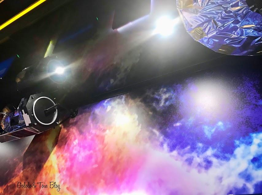 Exposicion Europa en el Espacio