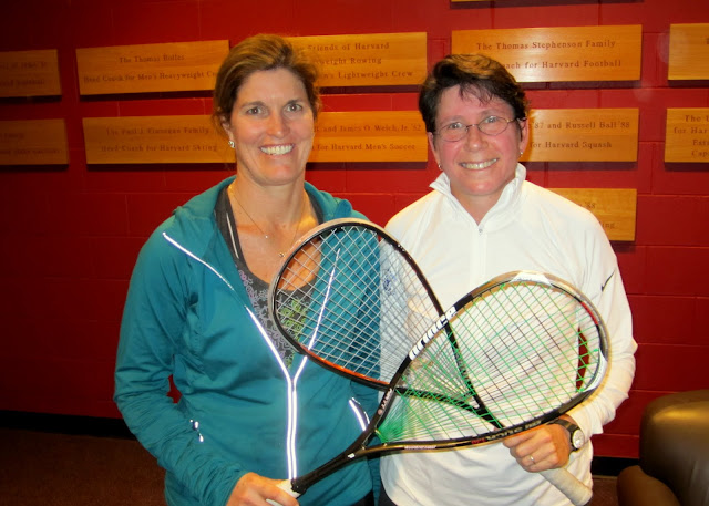 Womens 50+: Finalist - Betsy Hargreaves (Cross Courts); Champion - Susan Greene (Wellesley College)