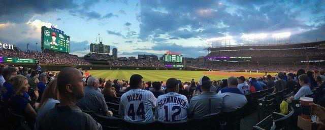 chicago baseball cubs
