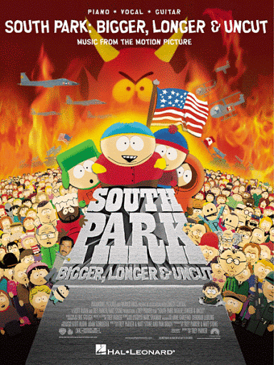 South Park- Bigger, Longer & Uncut - Thế Giới Ảo