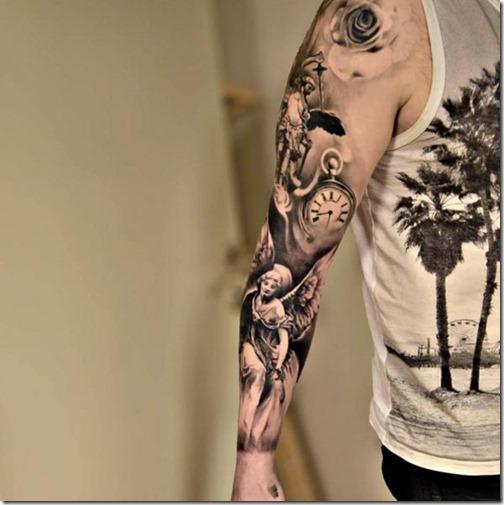 Imagenes De Tatuajes El Tiempo De Dios Es Perfecto Sfb