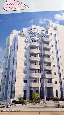 פרויקט ישה חפץ 12 / בנין 109 בגוש 9