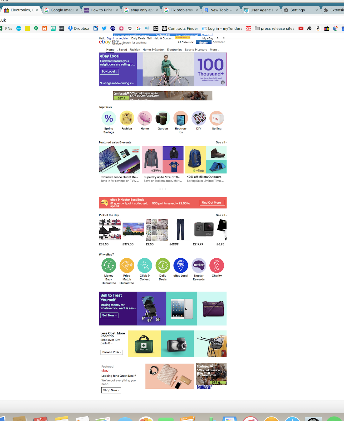 Ebay extensions chrome