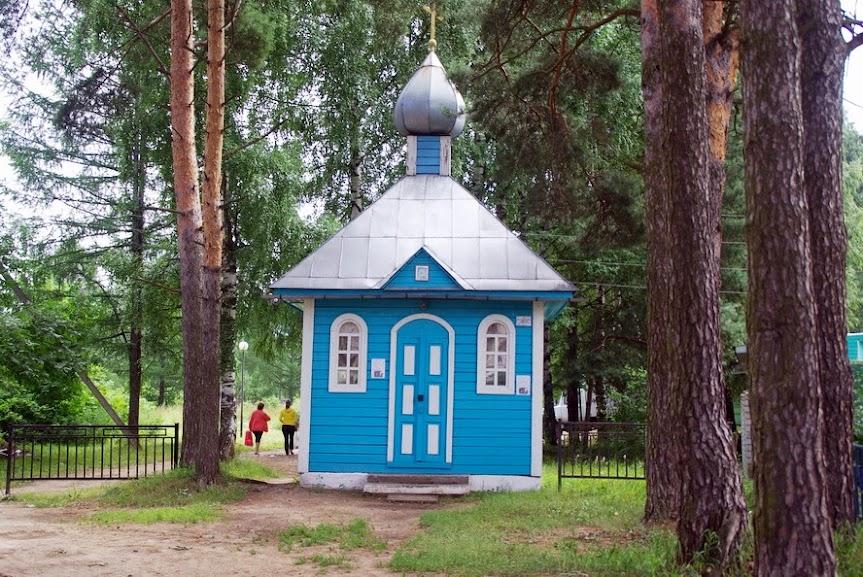 Путешествие в медвежий угол - Весьегонск (часть 3-я)