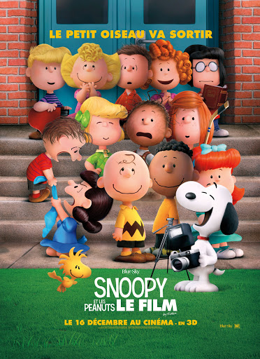 The Peanuts Movie - Chú Cún Snoopy