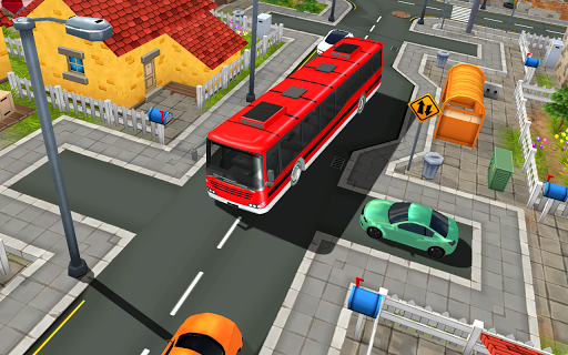 Screenshots von Subway Bus Racer 6