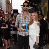 OIC - ENTSIMAGES.COM - Hugo Taylor and Natalie Joel at the  Dear Lupin - press night in London 3rd August 2015 Photo Mobis Photos/OIC 0203 174 1069