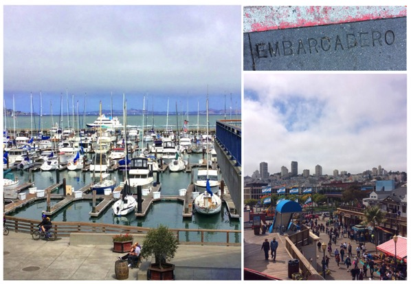 Why the locals love san francisco 39 s pier 39 the kim six fix for Fish store san francisco