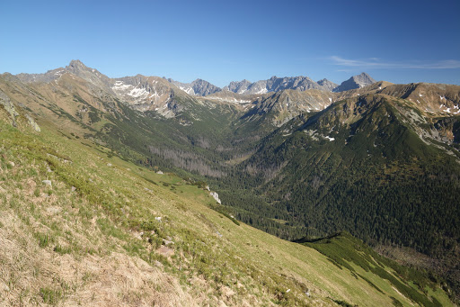 Záver Tichej doliny