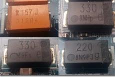 Capasitor SMD / Tantalum