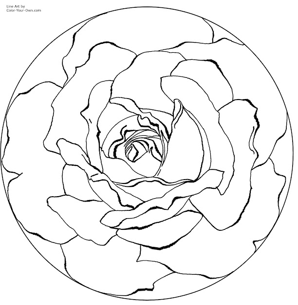 Mandala Coloring Pages  Free Coloring Pages    Pictures Photos  Images