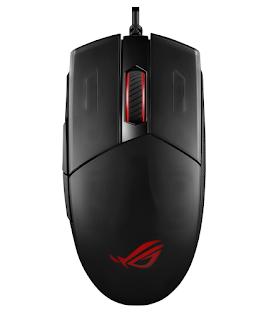 ASUS ROG Strix Impact II Ambidextrous Ergonomic Gaming Mouse