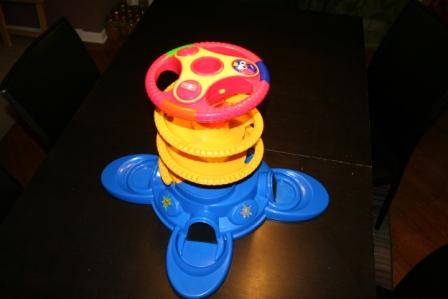 Basementfull Of Bargains Baby Playzone Stand Up Ball Blast