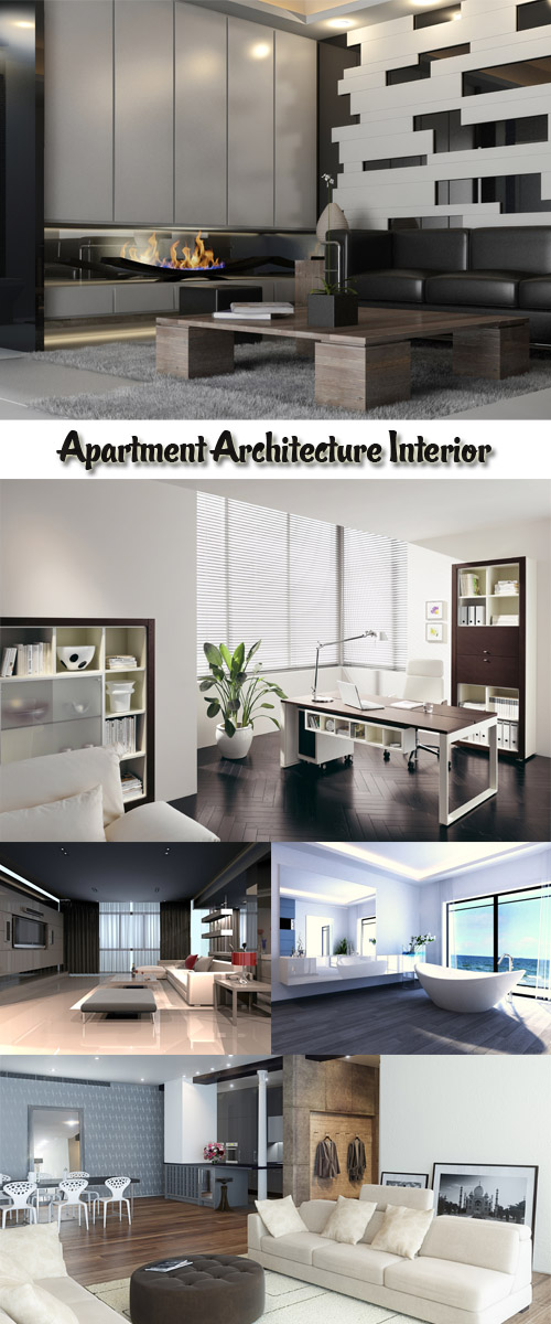 Stock Photo  Apartment  Architecture  Interior