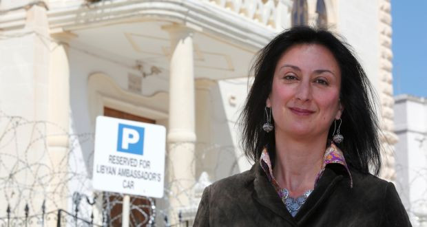 Malta government bears responsibility for journalist's murder, inquiry finds