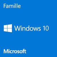 Logo Windows 10 Famille
