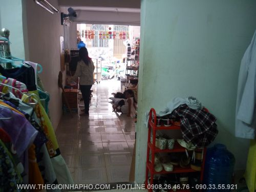 Bán nhà Phùng Văn Cung, Quận Phú Nhuận giá 2, 9 tỷ - NT19