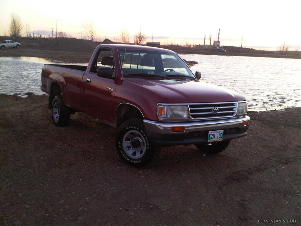 1994 toyota t100 sr5 regular cab pickup 3 0l v6 4 4 5 speed manual