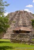 Temple of Kukulcan SE face.JPG