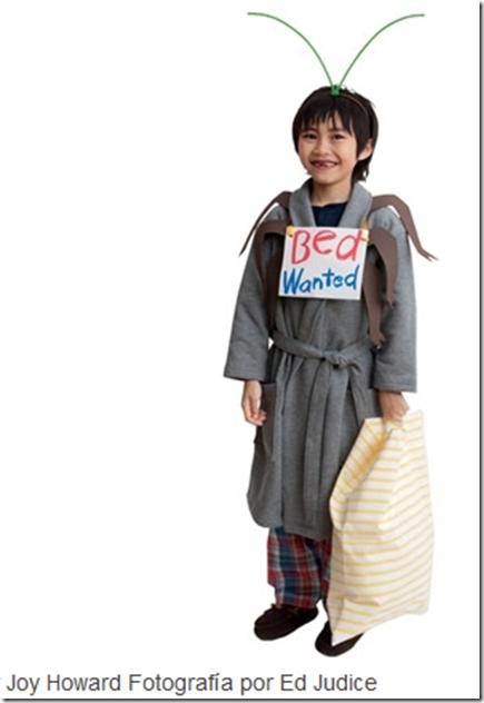 disfraz casero  de Chinche