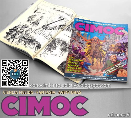 CIMOC Nº 9