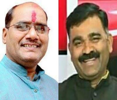 राजू बाथम को जिलाध्यक्ष बनने पर बधाई - धैर्यवर्धन | Shivpuri News