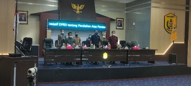 Lensa Foto DPRD Kota Banjarmasin Periode September 2021