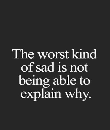 sad photos with quotes