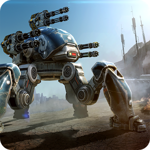 Walking War Robots_apk