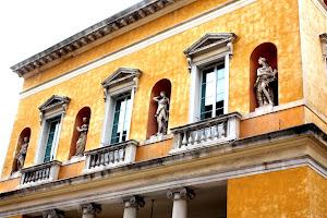 Yellow Building in Ravenna