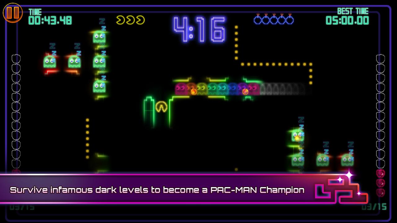 PAC-MAN CE DX screenshot #8
