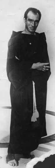Alex In Ritual Robes 1965, Alex Sanders