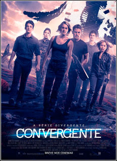 A Série Divergente: Convergente (2016) Torrent BRRip Blu-Ray 1080p + Legendas