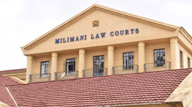 Milimani high court. File