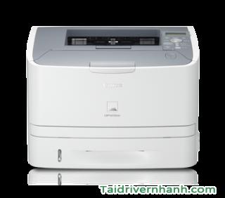 Tải về phần mềm máy in Canon LBP 6650dn – cách cấu hình